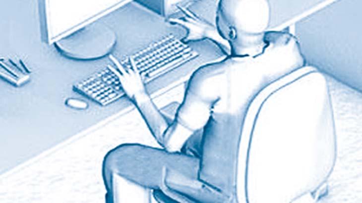 Un aporte al trabajo en la oficina desde la ergonom a for Ergonomia en el trabajo de oficina